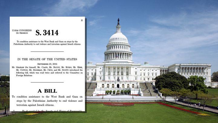 Taylor Force bill